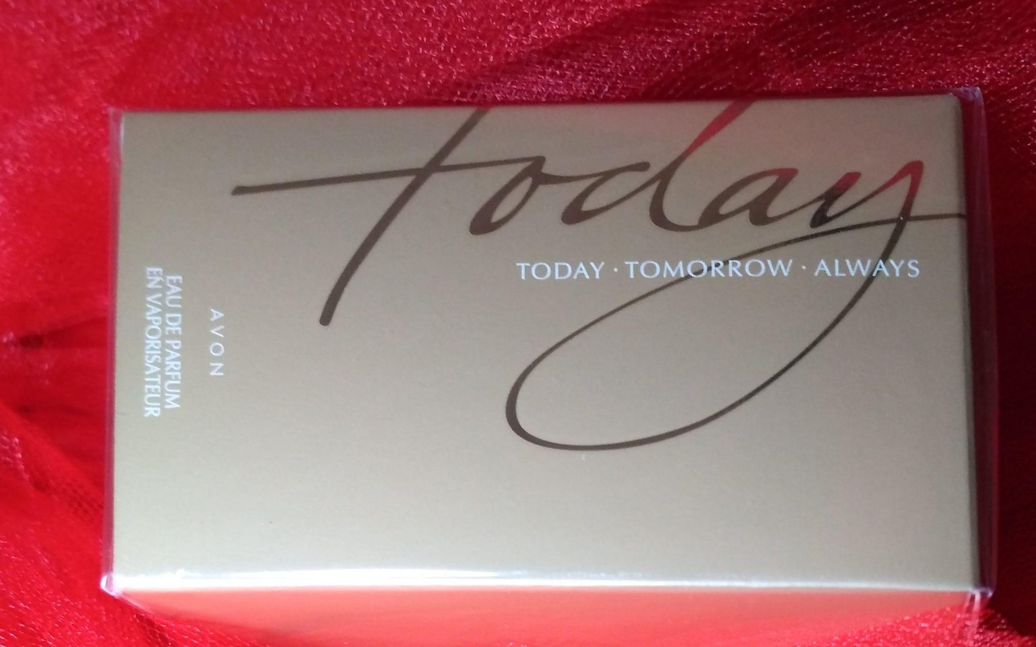 Konkurs Świąteczny – wygraj perfumy Today Tomorrow Always – zakończony