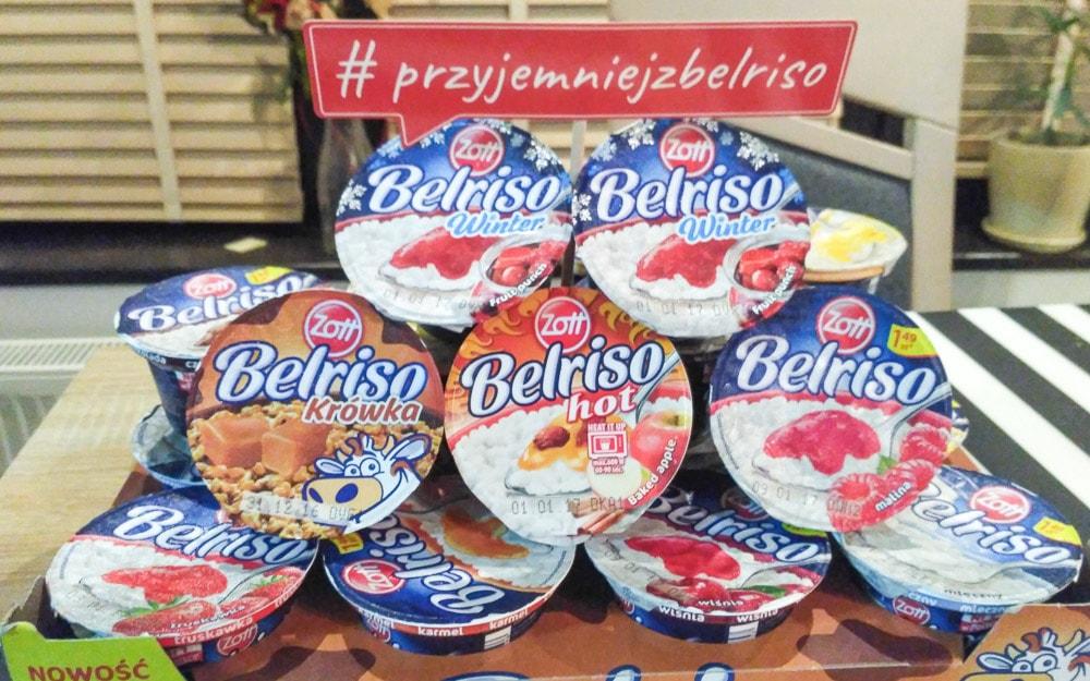 Wielkie testowanie mleczno–ryżowych deserów Berliso