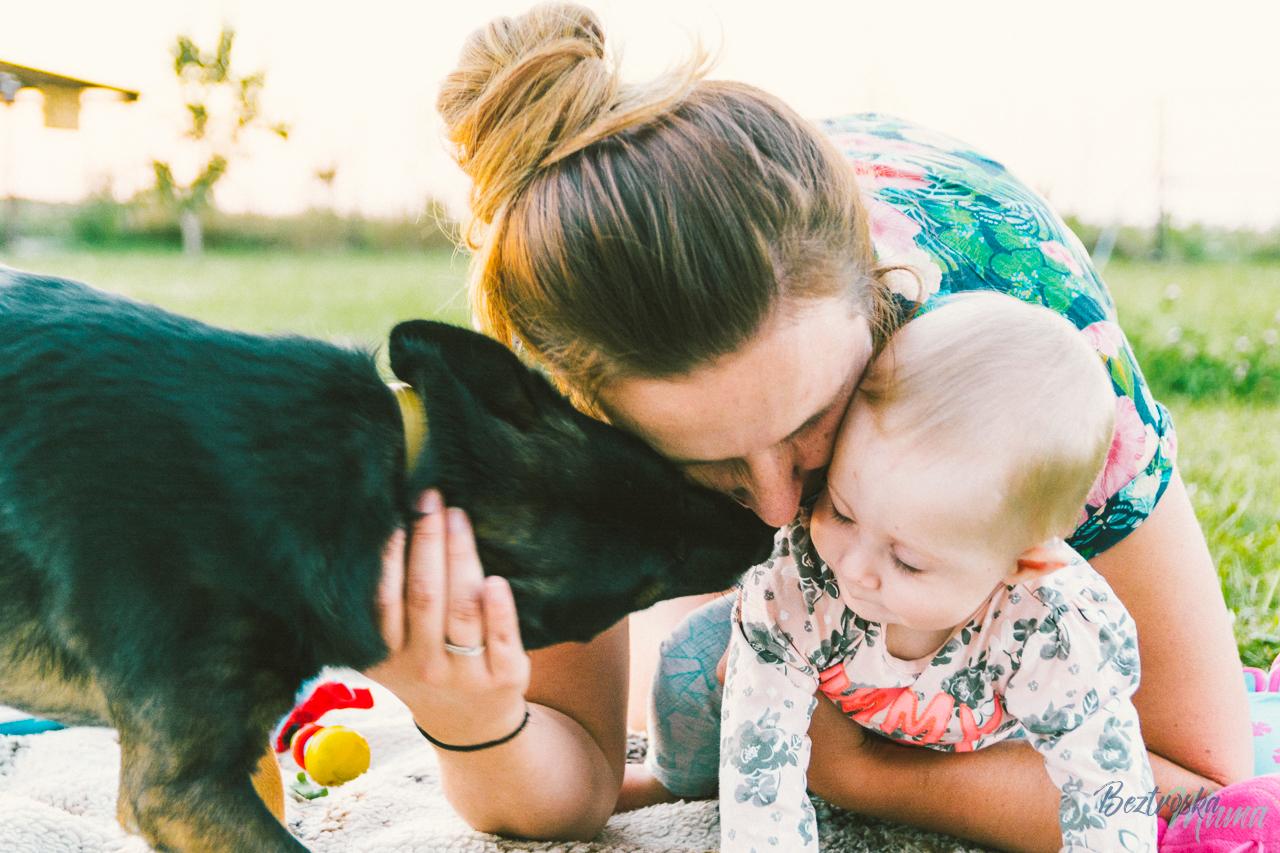 Zalety wychowania dziecka z psem
