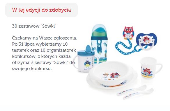 Konkurs Canpol Babies – zestaw sówka