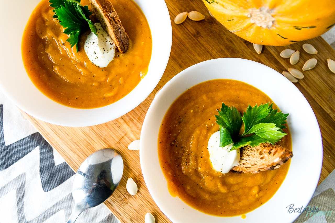 Zupa dyniowa – smaczny początek jesieni