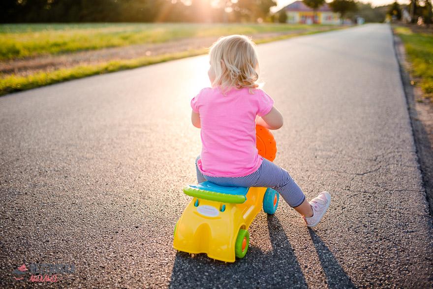 Motoryka duża – w jaki sposób pomagać dziecku ją rozwinąć?