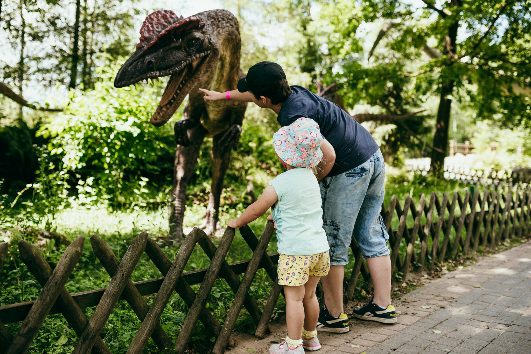 Aktywnie z dzieckiem – Jura Park Bałtów