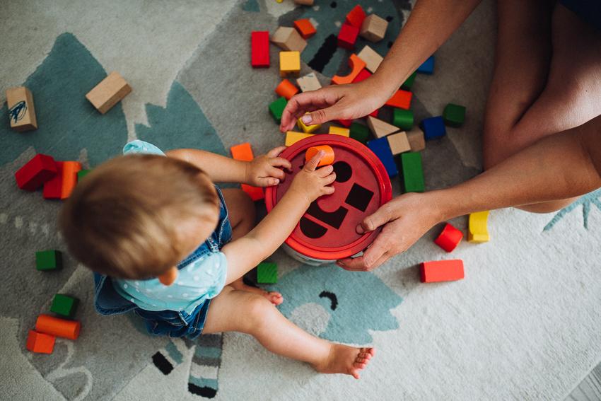 Klocki drewniane – najlepsza zabawka edukacyjna?