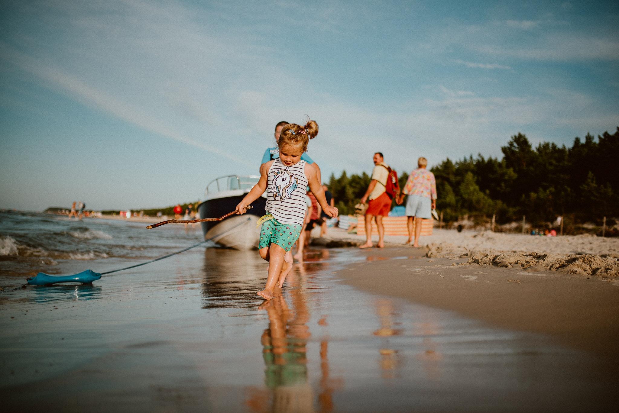 Aktywnie z dzieckiem – Karwia idealne miejsce dla rodzin z dziećmi