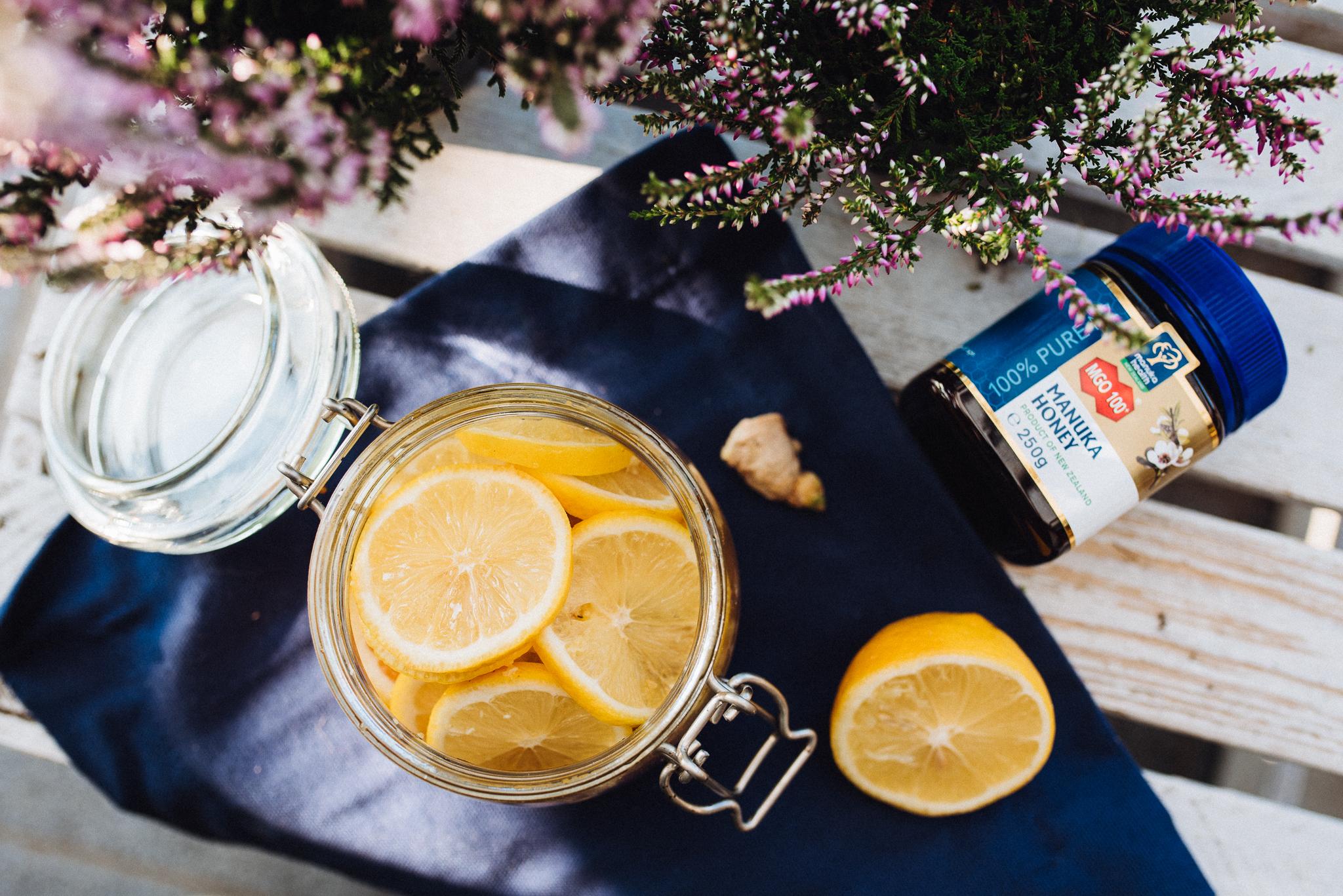 Syrop na odporność z miodu manuka – od września obowiązkowo w mojej szafce