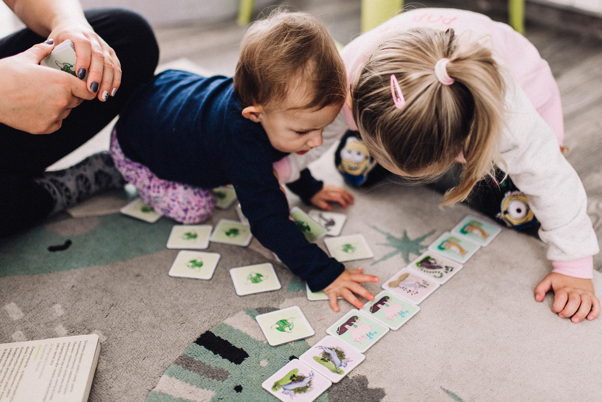Memory dzieci dla dzieci i Moje memory – recenzja gier, którym warto poświęcić czas