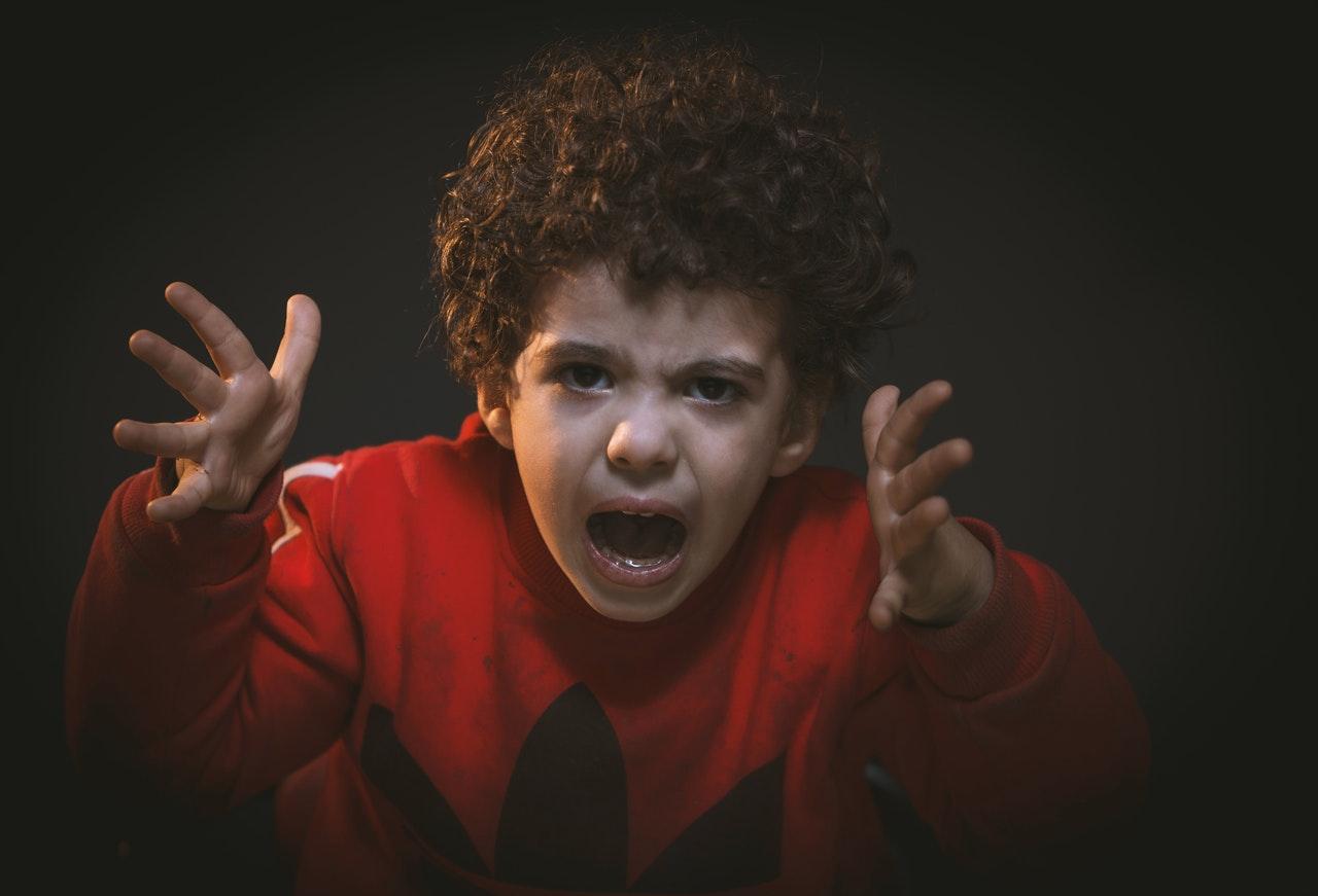Emocje dziecka – złość. Pozwól dziecku na okazywanie jej